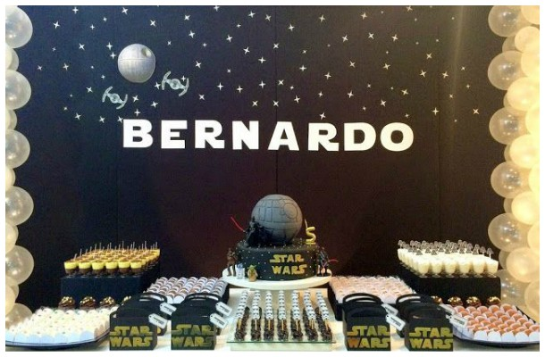Star Wars ideias geniais para sua festa  Ideias e Dicas para Festas