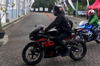 Harga Suzuki GSX-R150 dan GSX-S150 di Bali