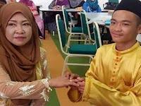 Viral di Medsos, Remaja 18 Tahun Nikahi Wanita yang Seumuran dengan Ibunya, Ini Komentar Netizen