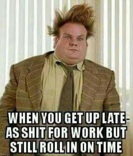 Work happens - Work Week