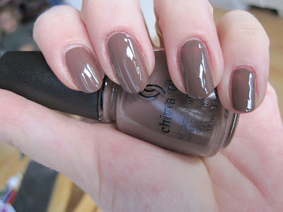 China Glaze City Chic