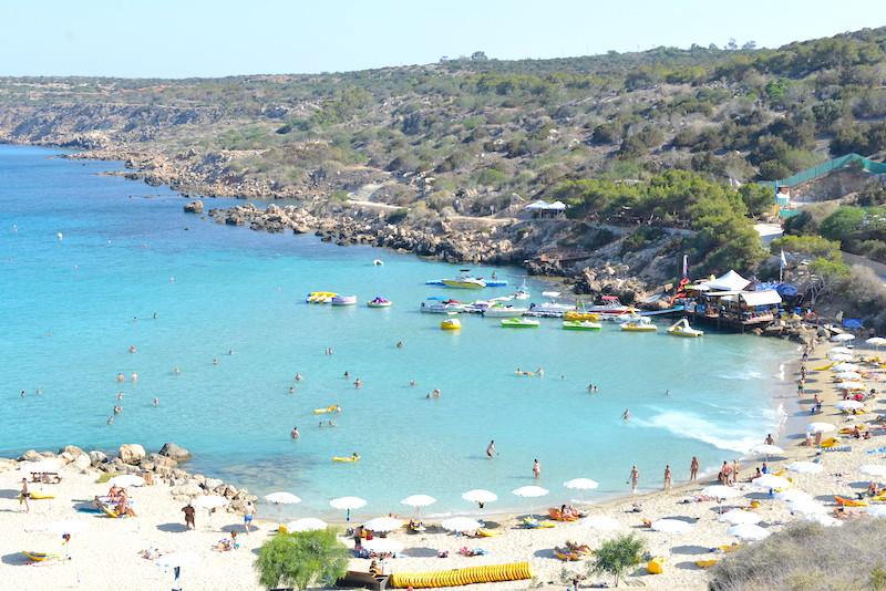 Cypr przewodnik, co zobaczyć na Cyprze, napiękniejsze plaże na Cyprze