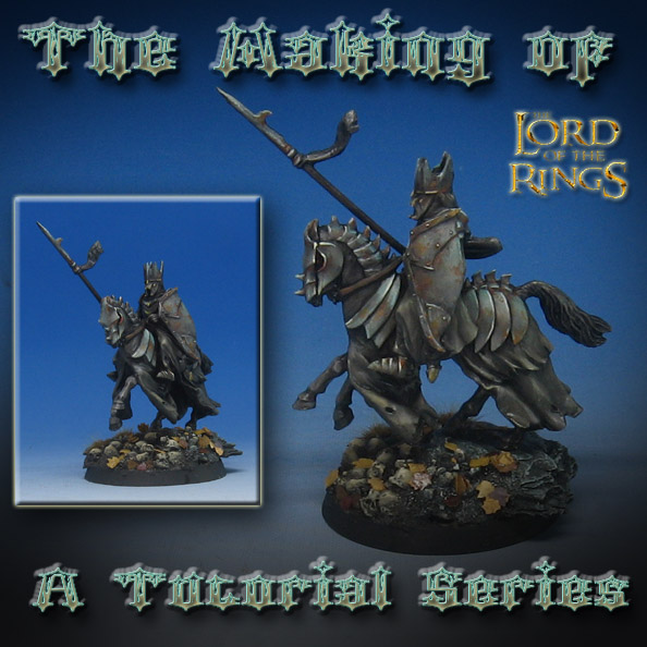 James Wappel Miniature Painting: The Making of a Tutorial series