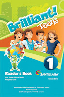 Brilliant! Teens 1, 2 & 3 Activity Book, Readers Book & Teachers Guide