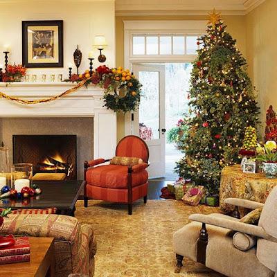 Dekorasi Rumah Untuk Menyambut Natal 80006