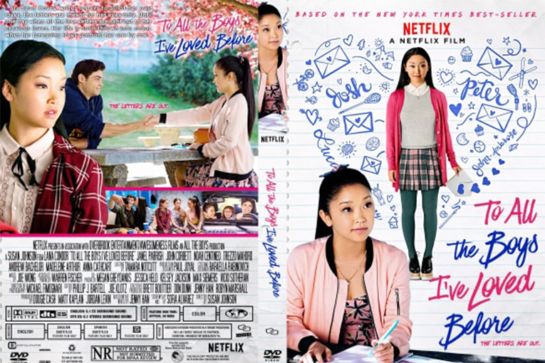 To All the Boys I've Loved Before (2018) 720p WEB-DL [Dual Audio] [Hindi 5.1+English]