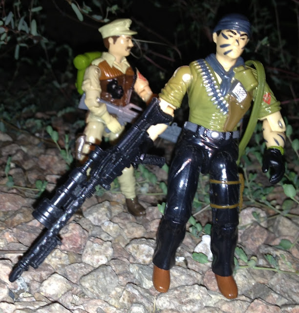 1987 Tunnel Rat, 1986 Mission To Brazil, Leatherneck, TRU Exclusive