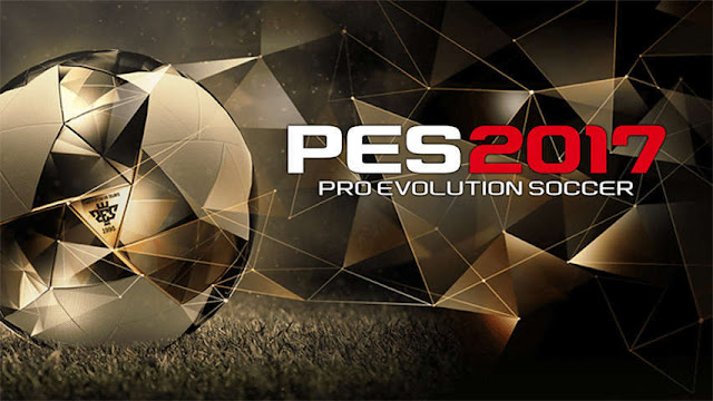 Start Screen PES 2017 for PES 2013