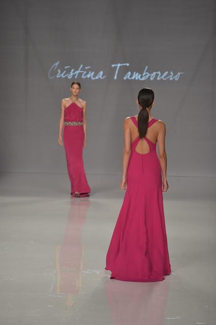 """Cristina Tamborero BBFW17"""