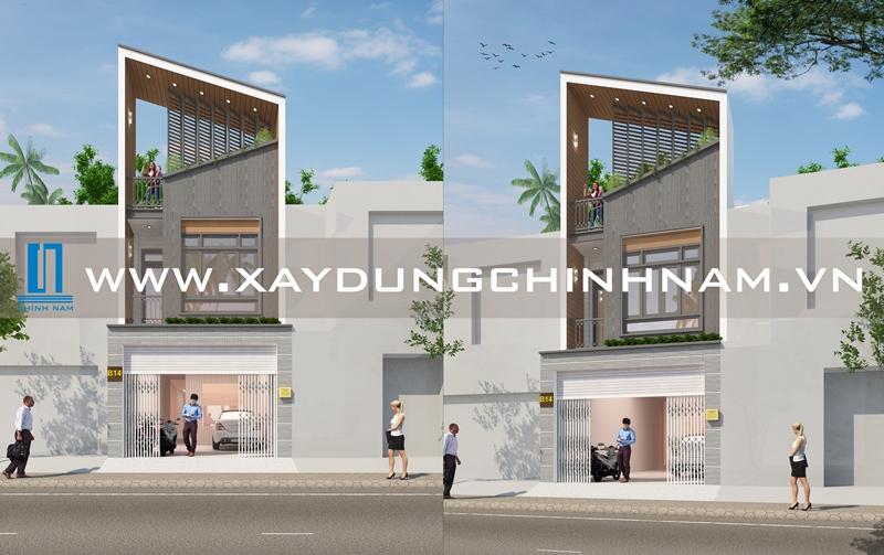 Thiết kế xây dựng ở HCM