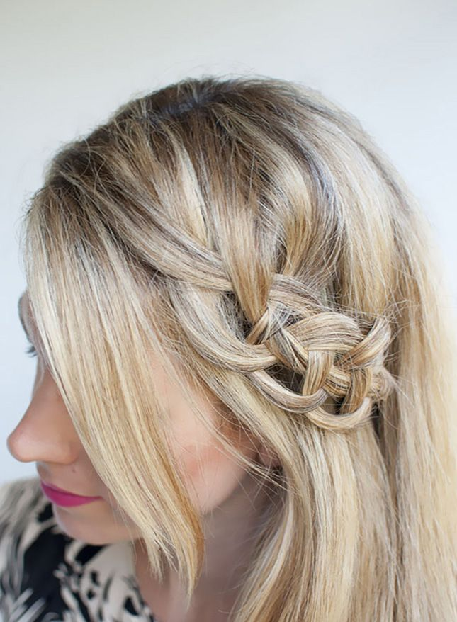 Formal Hairstyle Ideas For Valentines Day The HairCut Web