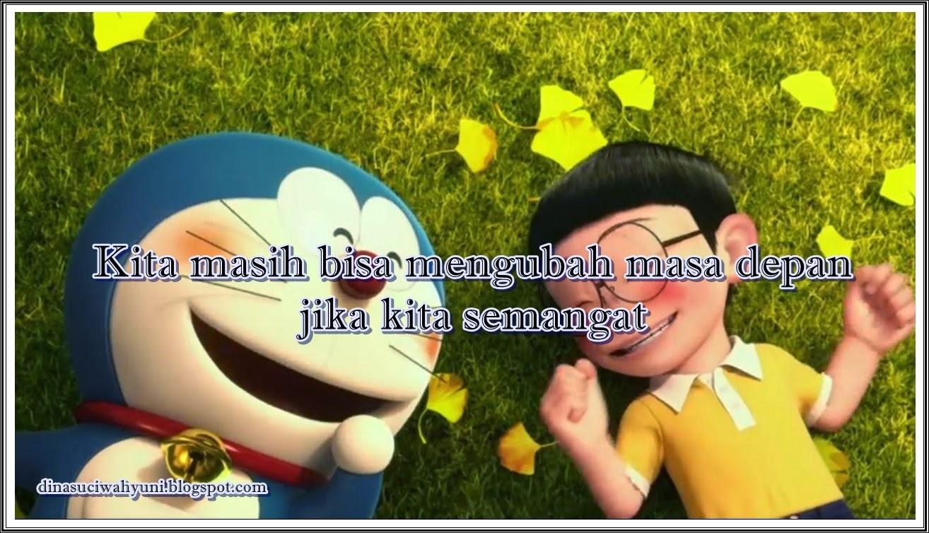 Kata Kata Bijak Kehidupan Dikutip Dari Film Doraemon Jdsk