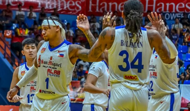 Finals bound: Ray Parks Jr.'s double-double performance helped Alab Pilipinas secured ABL's 1st Finals spot