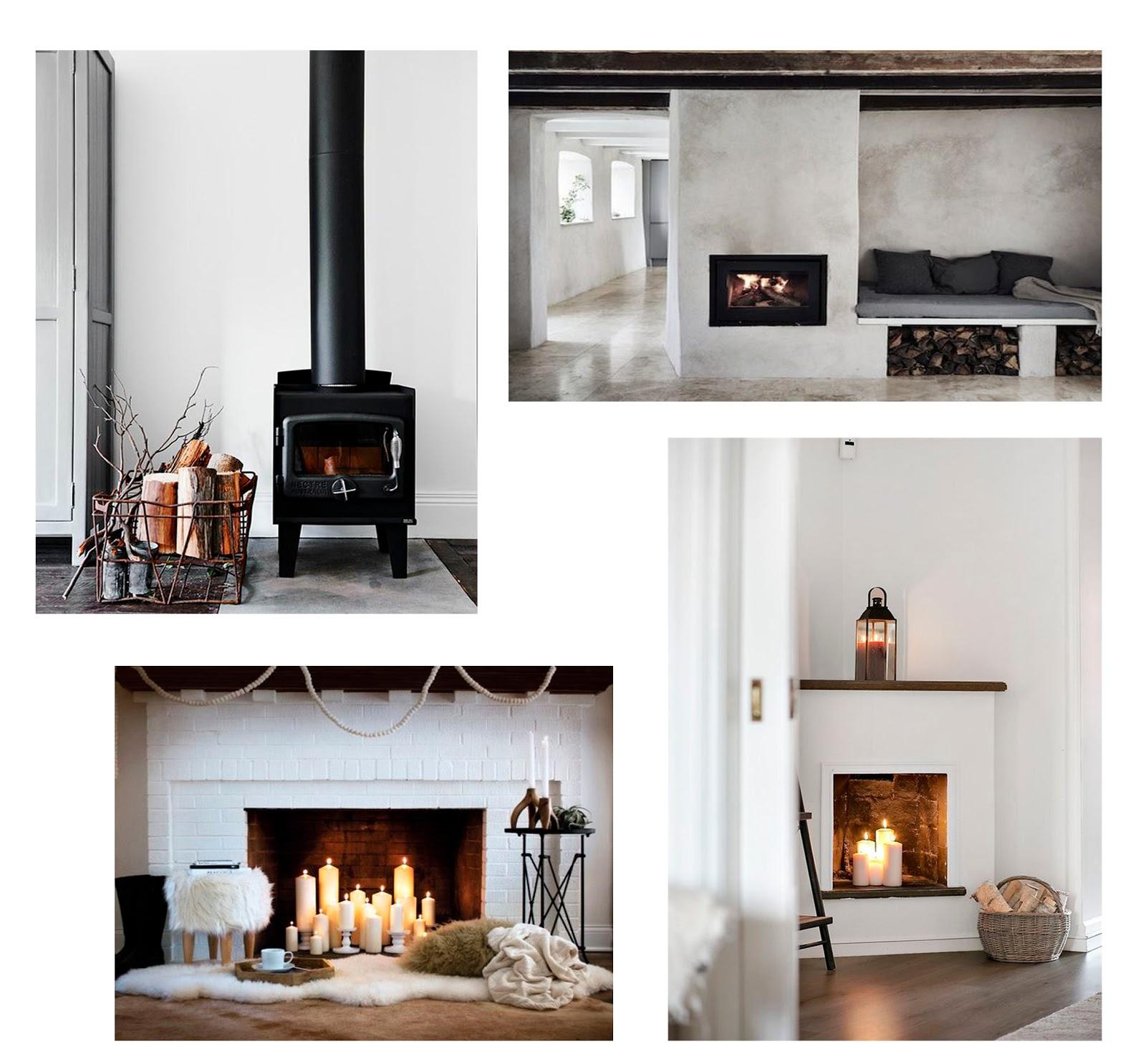 Chimeneas para decorar y dar calor a nuestro hogar - Chimeneas para decorar ...