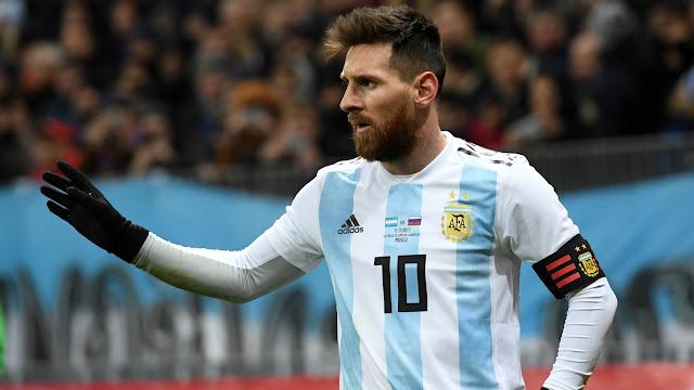 Lionell Messi 'Pensiun' Dari Timnas Argetina Untuk Sementara