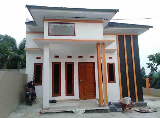 tiang rumah type 36 desain minimalis