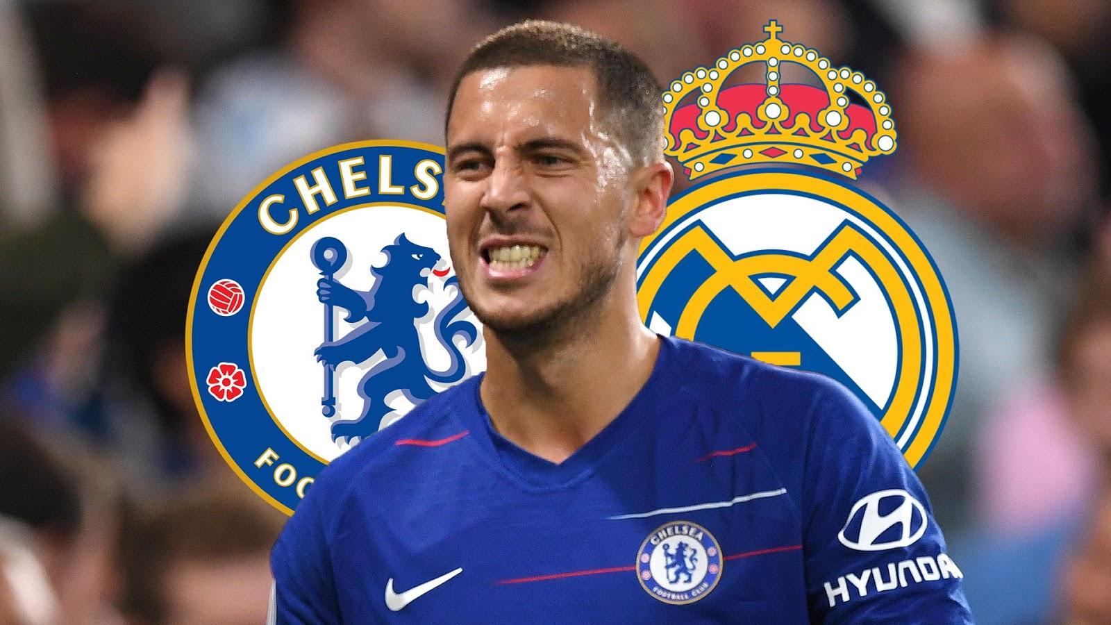 Hazard probable salida Chelsea