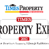 Times Property Expo 2012: July 13, 14 and 15,  2012 at Pragati Maidan in Delhi