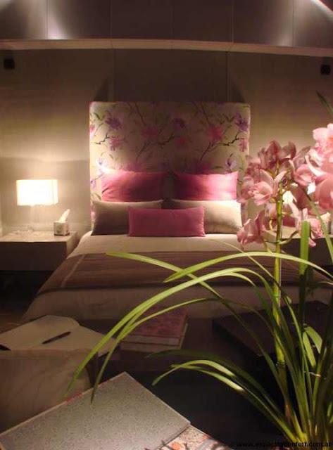 Plantas en el dormitorio for Entrada de un piso feng shui