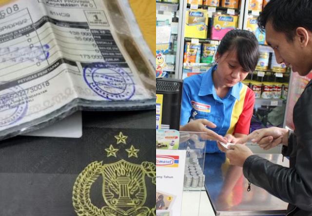 Mulai Januari 2019, Warga Jabar Bayar Pajak Kendaraan Cukup di Minimarket