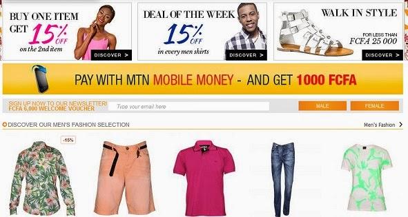 Jumia Cameroon online shop
