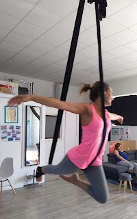 sport aérien gravity studio lyon