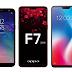 Samsung Galaxy A6 vs OPPO F7 vs Vivo V9 Comparative Review, Side by Side Specs Shootout