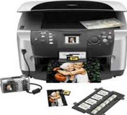 Epson Stylus Photo RX600 Printer Driver Download