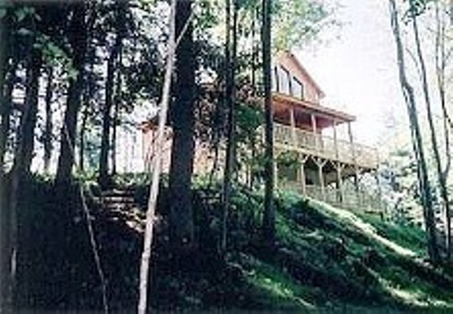 North carolina cabins mountain vacation rentals and for Cabin rentals near blowing rock nc