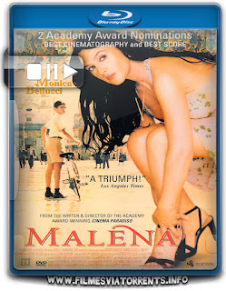 Malena Torrent - BluRay Rip 720p e 1080p Dual Áudio