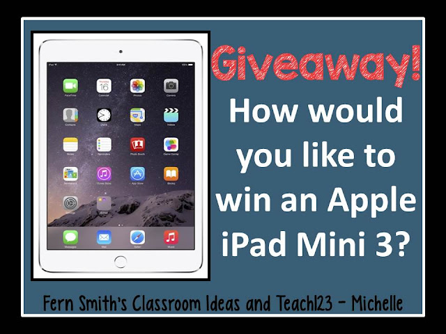 Fern Smith's Classroom Ideas Fourteen Fabulously Free Math Apps With An iPad Giveaway!