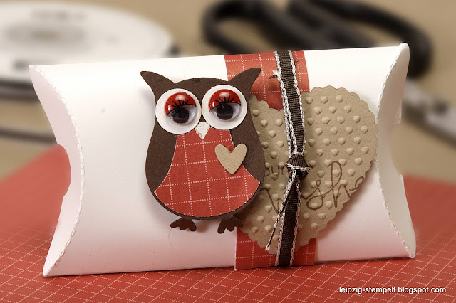 Eulenstanze, Two Step Owl Punch, Stampin up