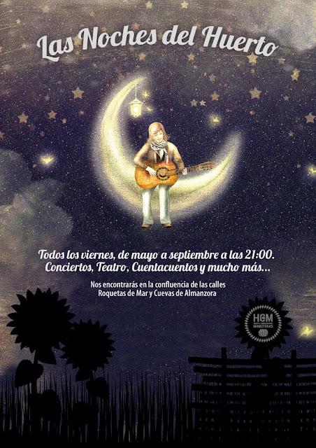 Las noches del Huerto