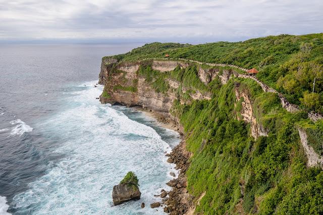 Bali Coastline