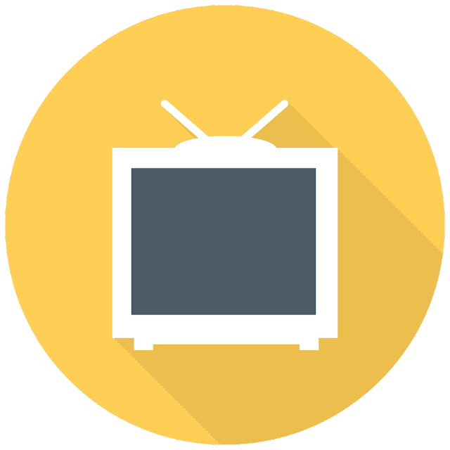 TV screen icon
