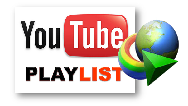 how to download full playlist from youtube using idm