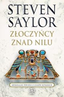 Złoczyńcy znad Nilu - Steven Saylor