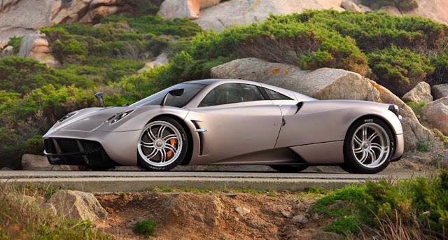 Los diez autos más caros del mundo