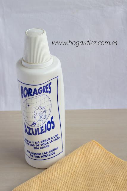 El producto perfecto para limpiar tus azulejos o baldosas