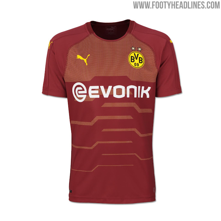 Goalkeeper Template  Dortmund 18-19 Third Kit Launched - Footy ... c8031a93c