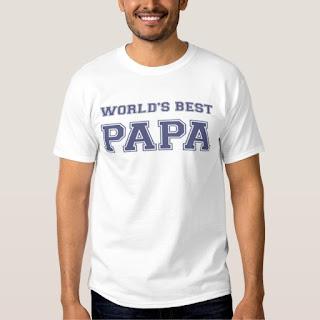 Playeras con Mensajes, Dia del Padre