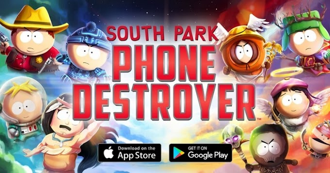 South Park: Phone Destroyer - Ένα Card Game με χαρακτήρες του South Park