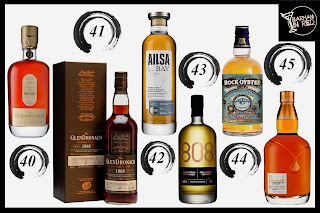 50 whiskys