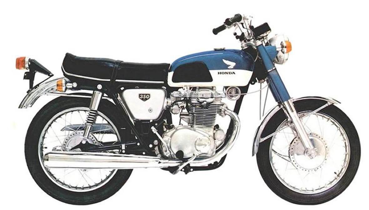 Cara Modifikasi Honda Tiger Menjadi Honda CB Dream Motor Bagus
