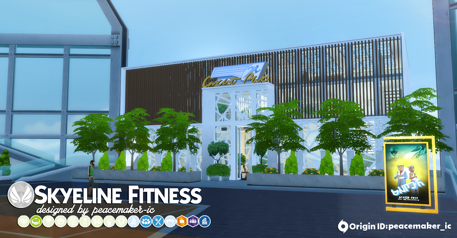 Simsational Designs: San Myshuno Makeover - Community Lot Dump
