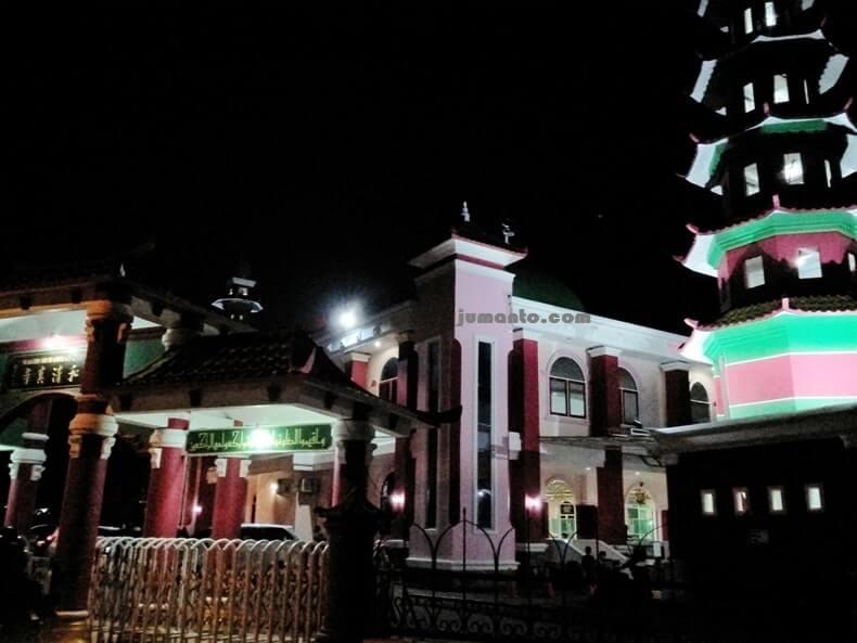 Masjid Cheng Hoo Wisata Religi di Palembang
