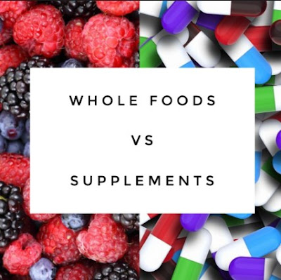 Whole Food Supplements vs Isolated Vitamins And Minerals