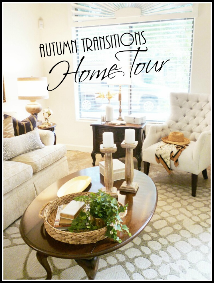 Autumn Transitions Home Tour