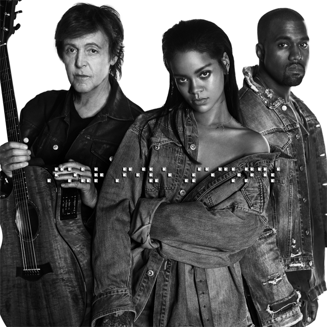 FourFiveSeconds Rihanna, Kanye West, Paul McCartney testo traduzione lyrics