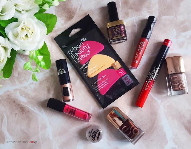 Novità makeup: Essence, Catrice, Rimmel, Pro Nails, Ubu, Isadora